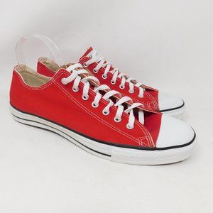 New Vintage Converse All Star Sneakers Made In USA
